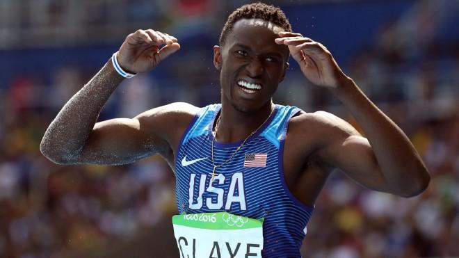 Trīskārtējs olimpisko spēļu medaļnieks Klejs attaisnots dopinga lietošanā