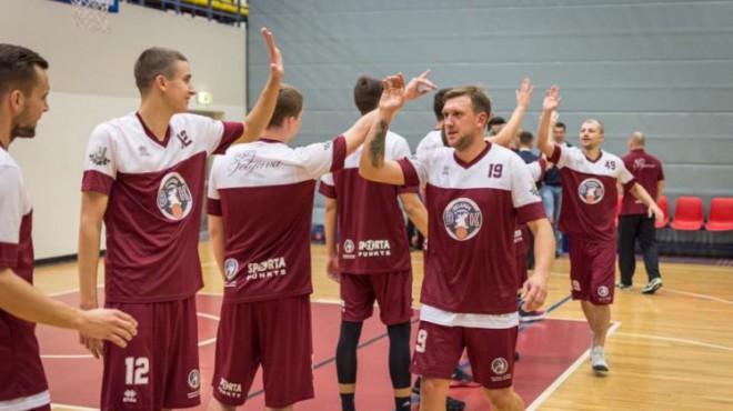 LBL2: Bauska apspēlē VEF skolu, uzvara arī Jelgavai