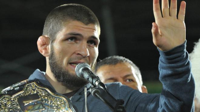 """Habibs: """"Ja atlaidīsiet Tuhugovu, arī es pametīšu UFC"""""""