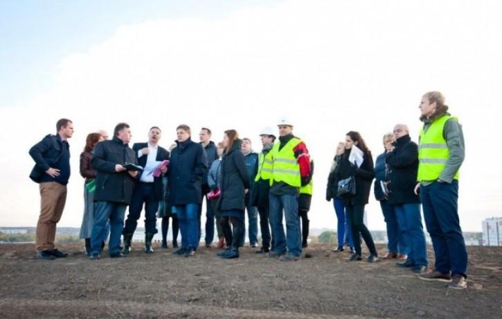 Bijušās izgāztuves vietā taps Latvijā lielākā pikniku zona