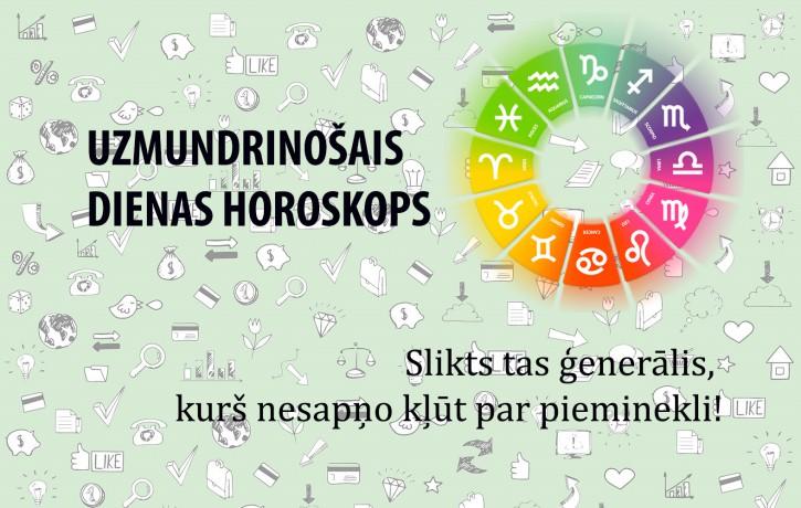 Uzmundrinošie horoskopi 10. februārim visām zodiaka zīmēm