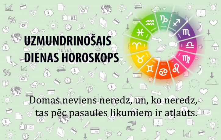 Uzmundrinošie horoskopi 17. februārim visām zodiaka zīmēm