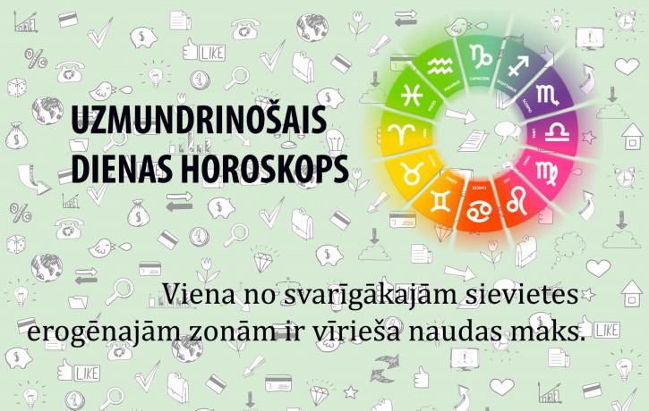 Uzmundrinošie horoskopi 10. martam visām zodiaka zīmēm