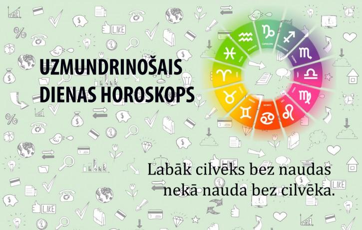 Uzmundrinošie horoskopi 2. aprīlim visām zodiaka zīmēm