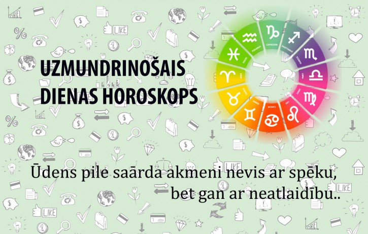 Uzmundrinošie horoskopi 4. aprīlim visām zodiaka zīmēm