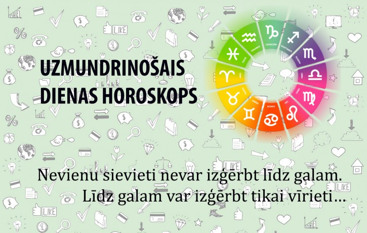 Uzmundrinošie horoskopi 5. aprīlim visām zodiaka zīmēm