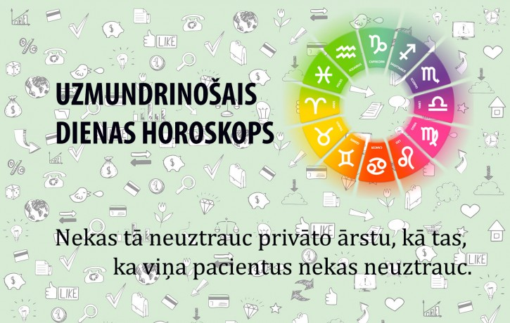 Uzmundrinošie horoskopi 9. aprīlim visām zodiaka zīmēm