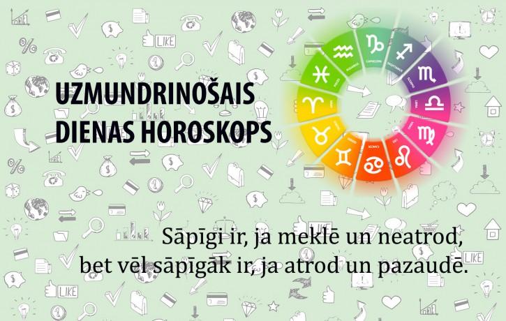 Uzmundrinošie horoskopi 10. aprīlim visām zodiaka zīmēm