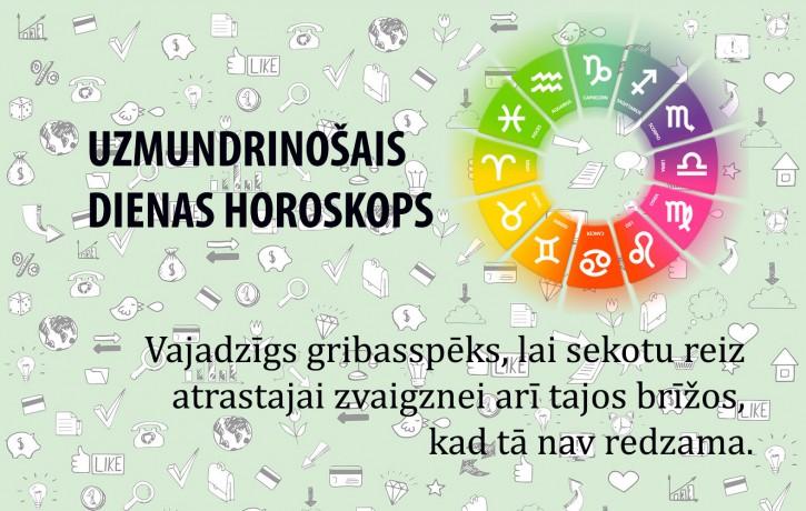 Uzmundrinošie horoskopi 12. aprīlim visām zodiaka zīmēm