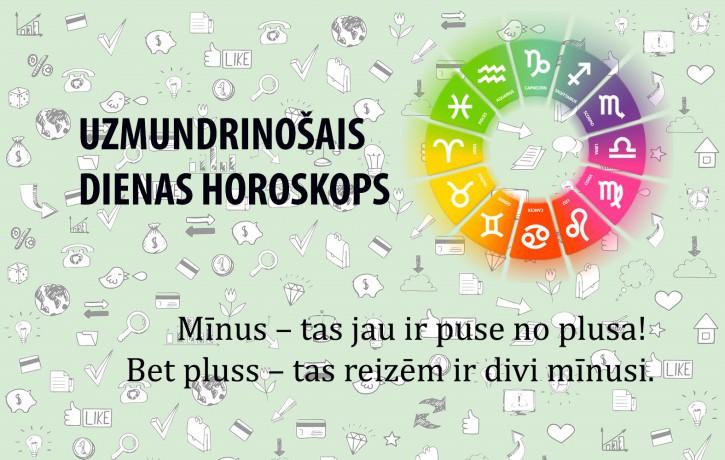 Horoskopi veiksmīgai dienai 4. jūnijam