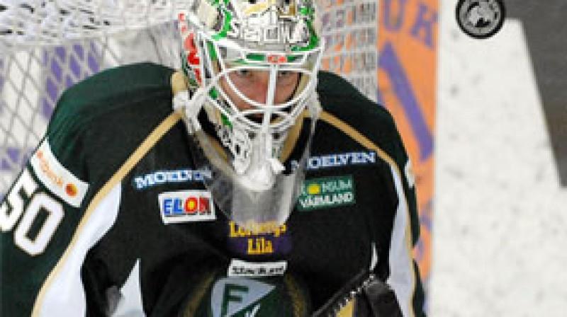 Jonass Gustavsons  Foto: SCANPIX SWEDEN