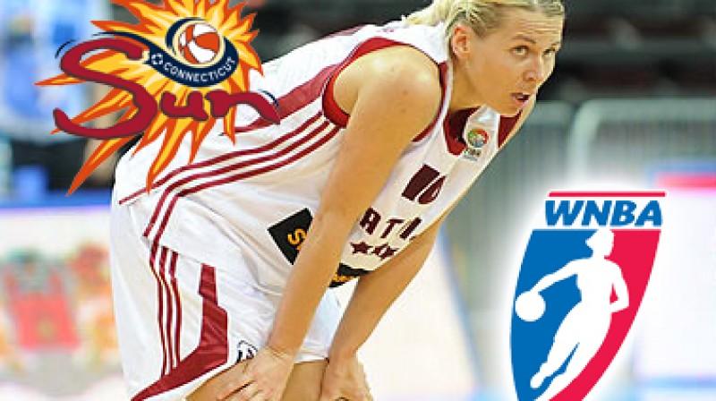 Anete Jekabsone-Žogota un WNBA! Sapnis vai realitāte?!
