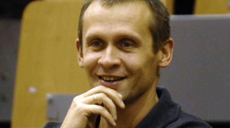 Ainars Čukste Foto: Romāns Kokšarovs, Sporta Avīze