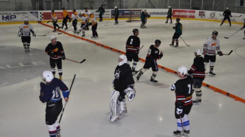 Šovasar turnīrā piedalījušās jau 18 komandas. Foto: Mārcis Apškrūms, Sportacentrs.com