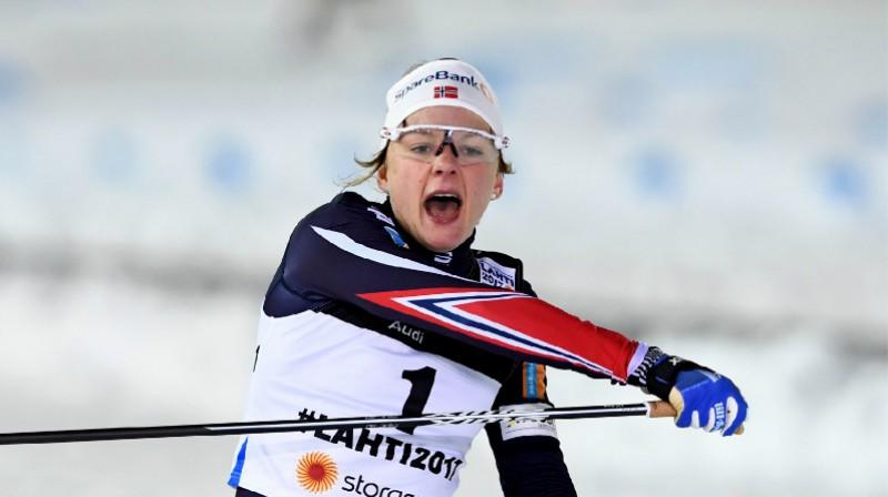 Maikena Kaspersena Falla. Foto: AFP/Scanpix