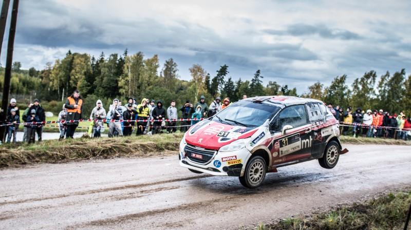 Sesks/Mālnieks Foto: Rally Liepāja / MVFoto