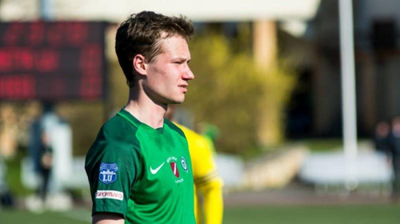 Eduards Emsis Foto: Māris Greidāns/Futbola virslīga