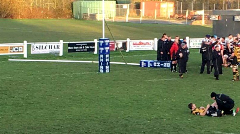 Foto: Hinckley Rugby