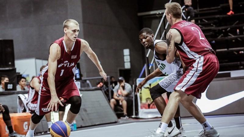 Nauris Miezis Foto: FIBA