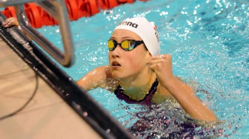 Ieva Maļuka Foto: Swimming.lv