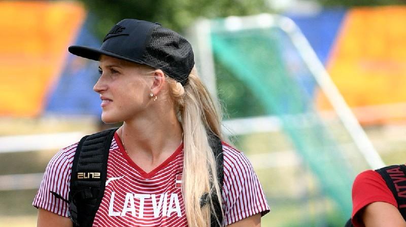 Līna Mūze. Foto: Romāns Kokšarovs, F64