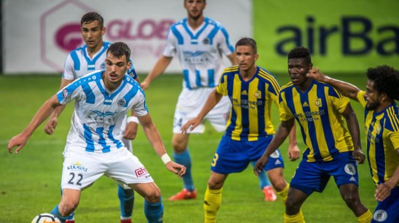 Foto: Zigismunds Zālmanis/Riga FC