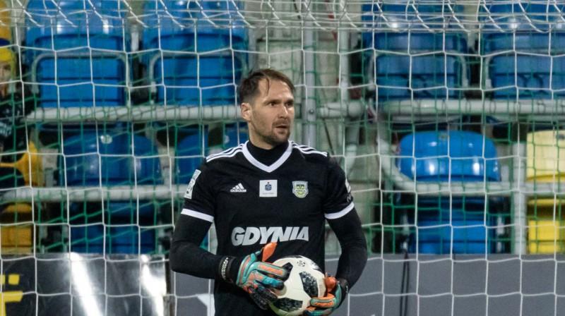 Pāvels Šteinbors. Foto: arka.gdynia.pl