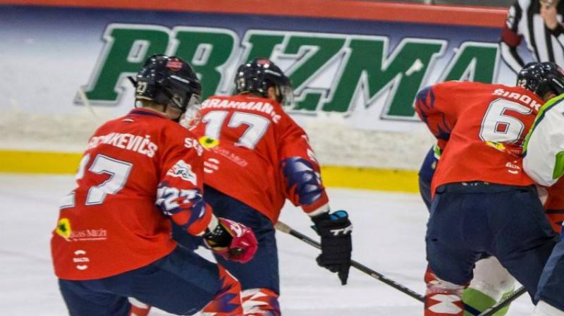 Foto: Guntis Lazdāns/Optibet Hokeja līga