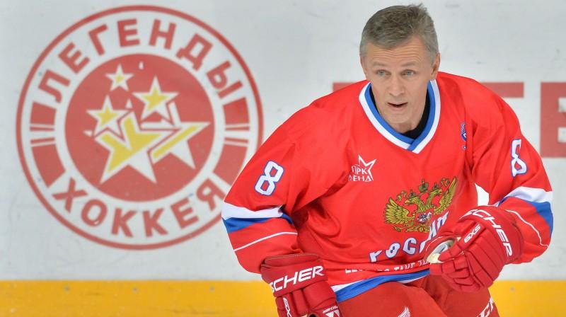 Igors Larionovs. Foto: Sputnik/Scanpix