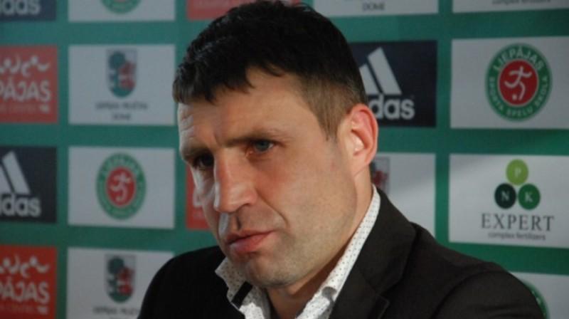 Viktors Dobrecovs. Foto: Uldis Dobelis