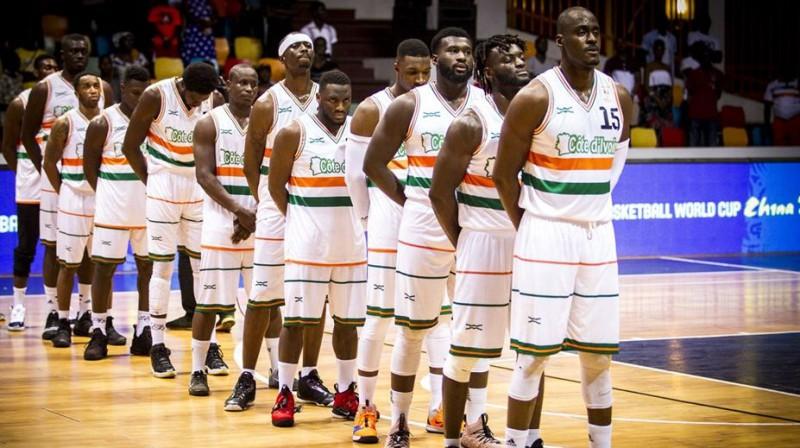 Kotdivuāra. Foto: FIBA