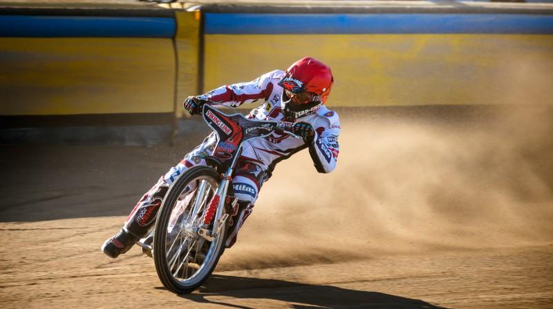 """Tikai Timo Lahti mačā pret ROW spēja atvest vairāk par desmit punktiem (13) """"Loko"""" labā."""