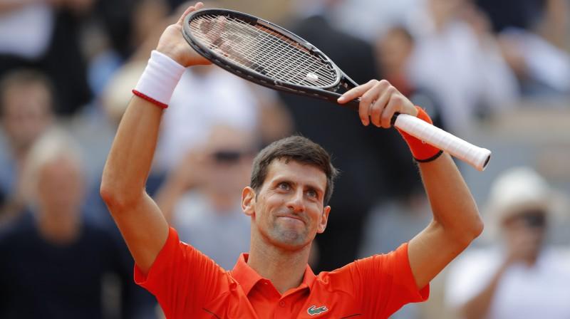 """Novakam Džokovičam 26 """"Grand Slam"""" uzvaras pēc kārtas. Foto: AP/Scanpix"""