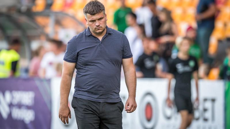 Andris Riherts. Foto: Zigismunds Zālmanis (Riga FC)