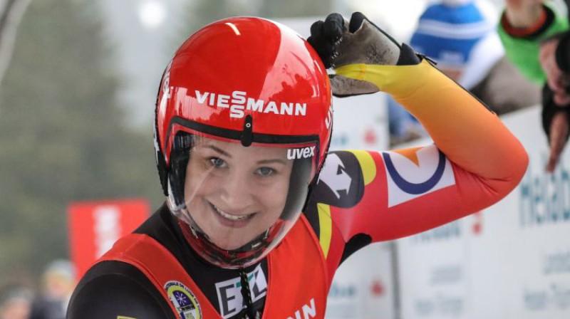 Dajana Eitbergere. Foto: EPA/Scanpix