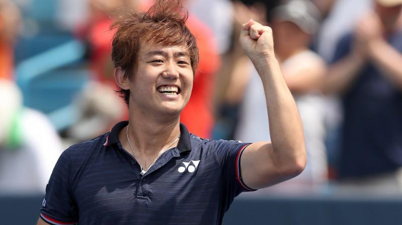 Jošihito Nišioka. Foto: AFP/Scanpix