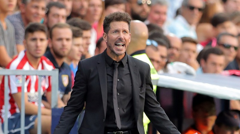 Djego Simeone. Foto: Reuters/Scanpix