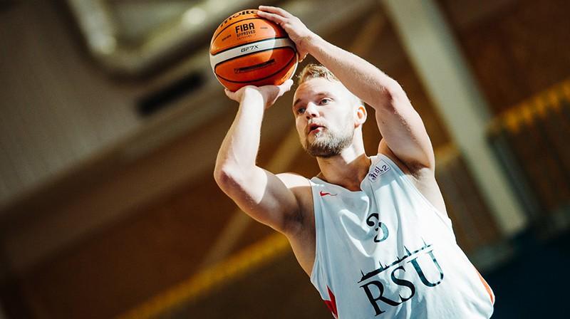 Andris Epners. Foto: basket.lv