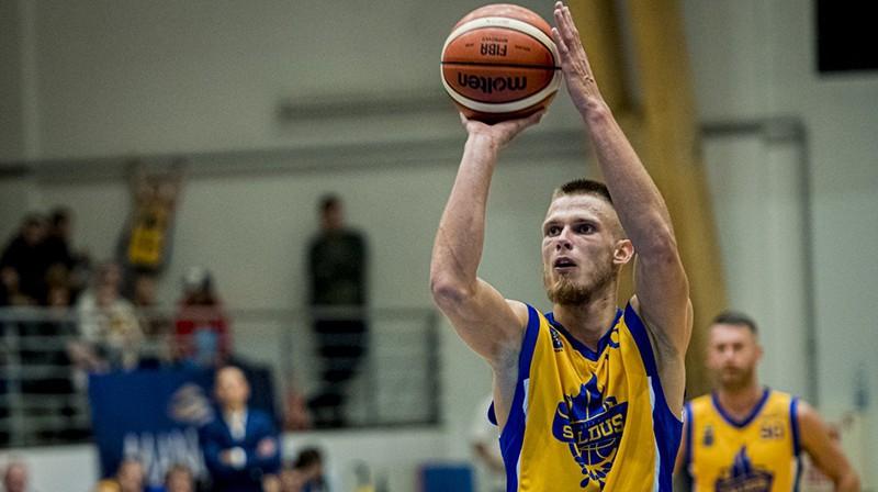 Dāvis Gūtmanis. Foto: basket.lv