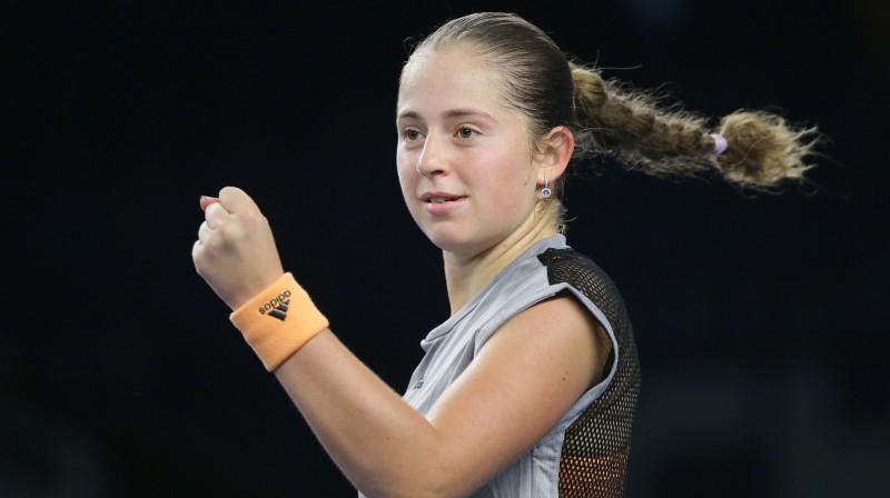 Aļona Ostapenko. Foto: imago/Scanpix
