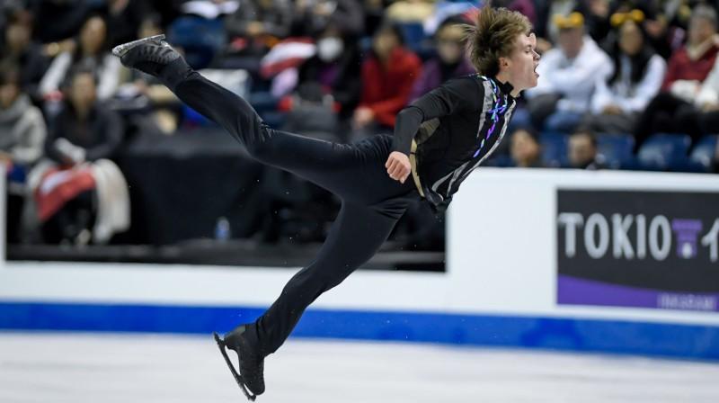 Deniss Vasiļjevs. Foto: Reuters/Scanpix