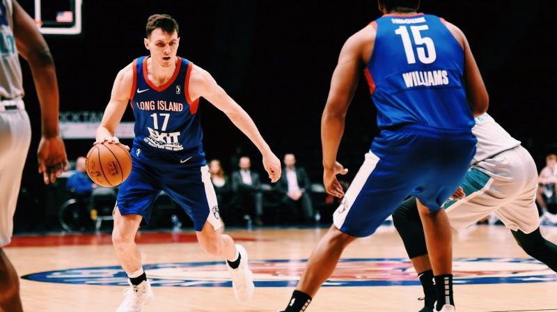 """Rodions Kurucs. Foto: Longailendas """"Nets"""""""