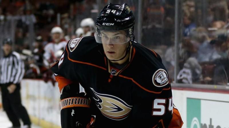 Endrjū O'Braiens. Foto: NHL