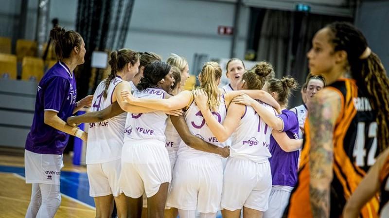 TTT basketbolistes. Foto: Renārs Koris