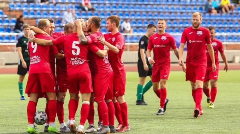 Foto: Daugavpils Lokomotiv