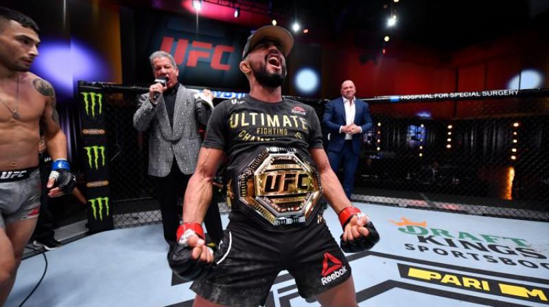 Deivisons Figereidu. Foto: UFC