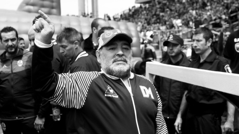 Djēgo Maradona. Foto: EPA/Scanpix
