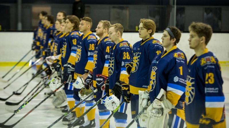 "HS ""Rīga"". Foto: Optibet hokeja līga"