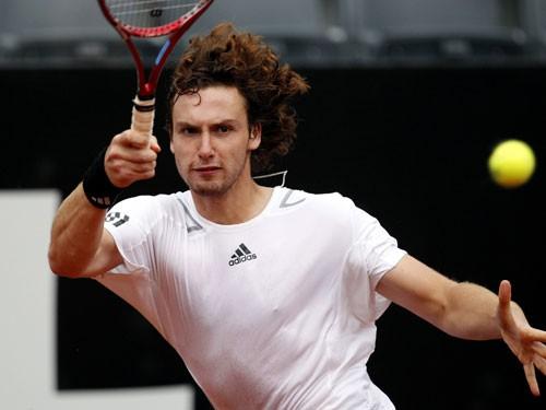 Gulbis – 26. tenisists, kurš uzveicis ranga līderi Federeru