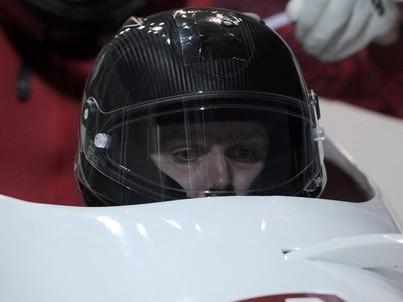 Pirmajā braucienā Maskalāns 14.vietā, līderis - Holkombs